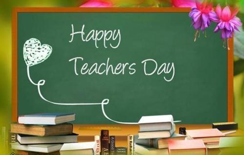 National Teacher S Day May 3rd 2016 Teachers Day Greetings Happy Teachers Day Teachers Day Wishes