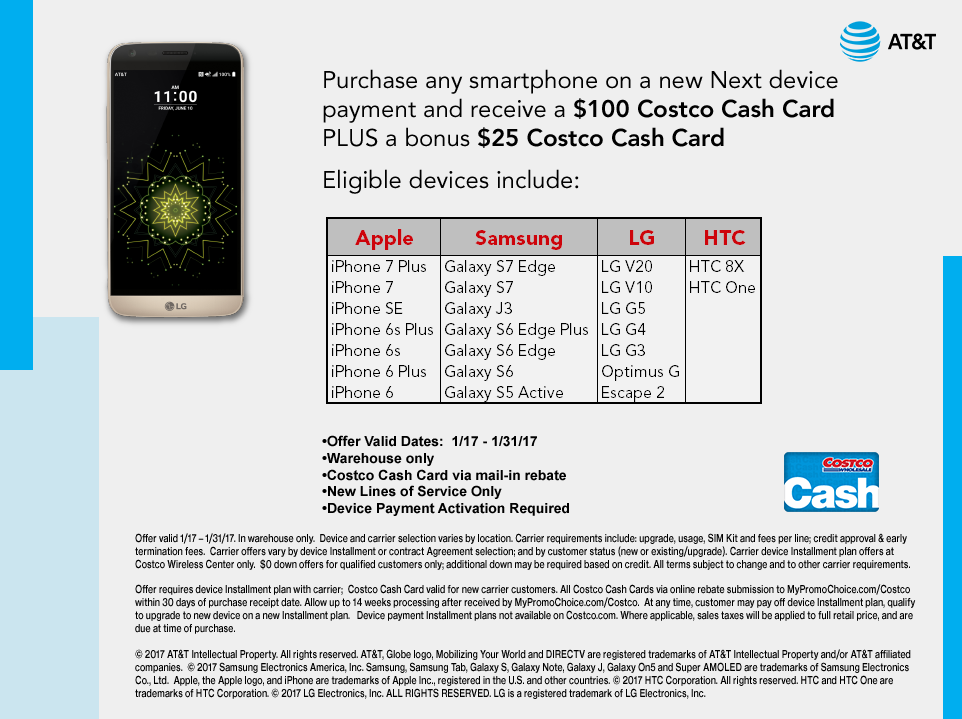 Costco Wireless Big Savings On Cell Phones Offering Plans From