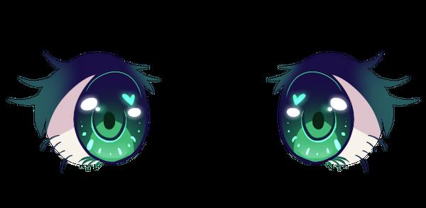 Kawaii Anime Eyes By Djdupstep15 On Deviantart Anime Eye Drawing Cute Eyes Drawing Chibi Eyes