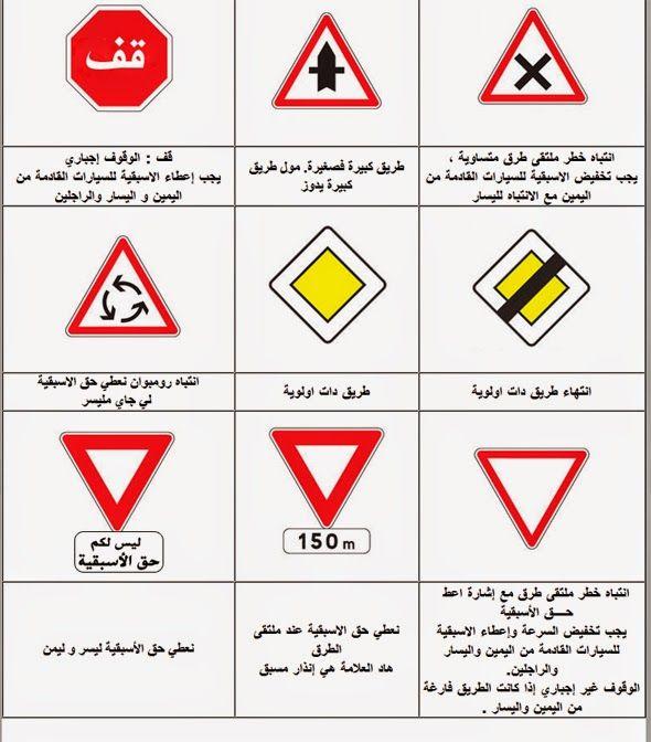 علامات الأسبقية Permi Maroc Blog Cards Blog Posts