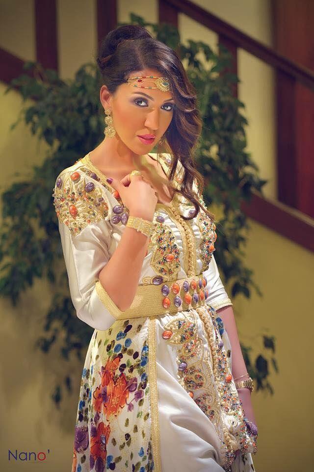 فنانات عربيات ......بالقفطان المغربي