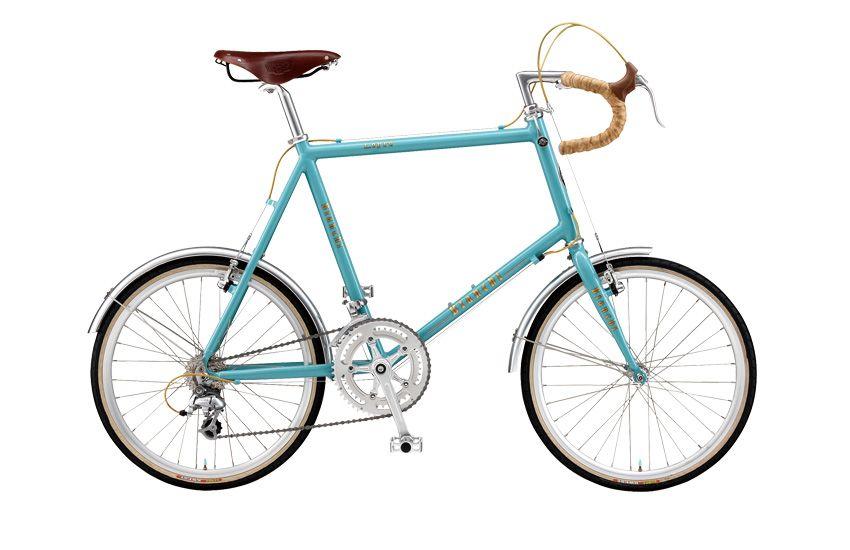 Cycleurope Japan Bianchi Bikes City Minivelo 9 Drop Bar