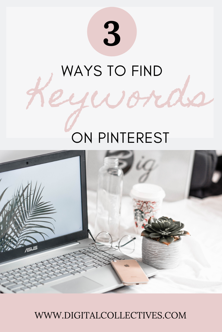 How To Find Niche Specific Key Words On Pinterest Met Afbeeldingen
