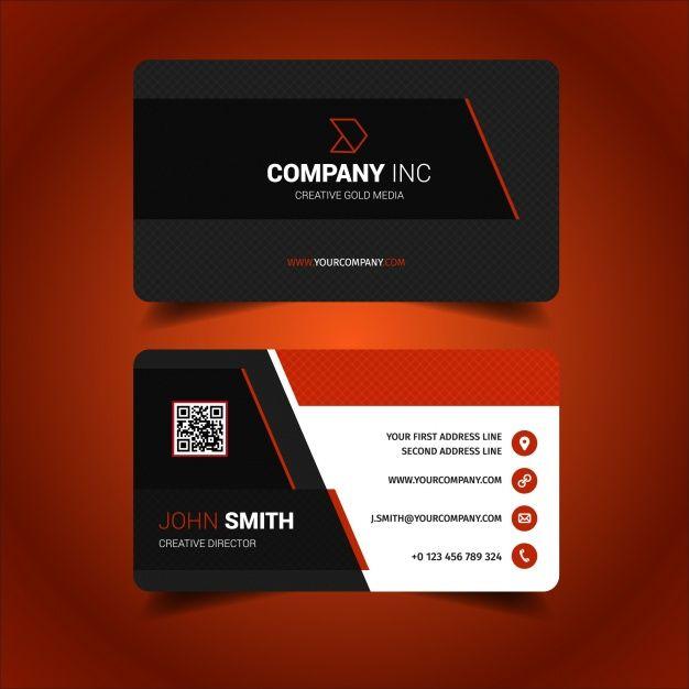 Business Card Design Com Imagens Modelos De Cartoes De Visita