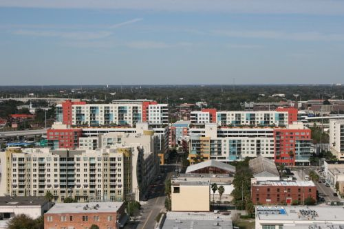 Great Downtown and Channelside Views from this large 2 bedroom/2 bathroom condo. Grand Central at Kennedy in the Channelside District http://thetamparealestateinsider.com/condos-lofts/grand-central-condo-in-channelside-for-sale-extra-large-balcony/  #tamparealestate