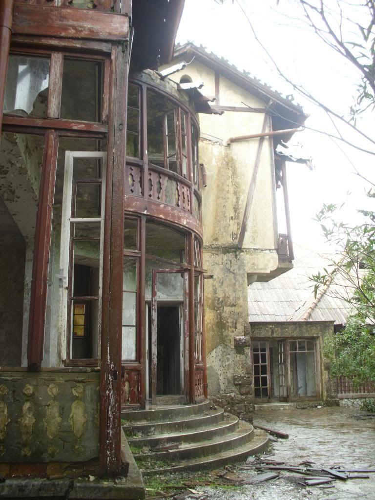 Villa De Vecchi Rhodes Greece Abandoned Houses Abandoned Places Abandoned Buildings