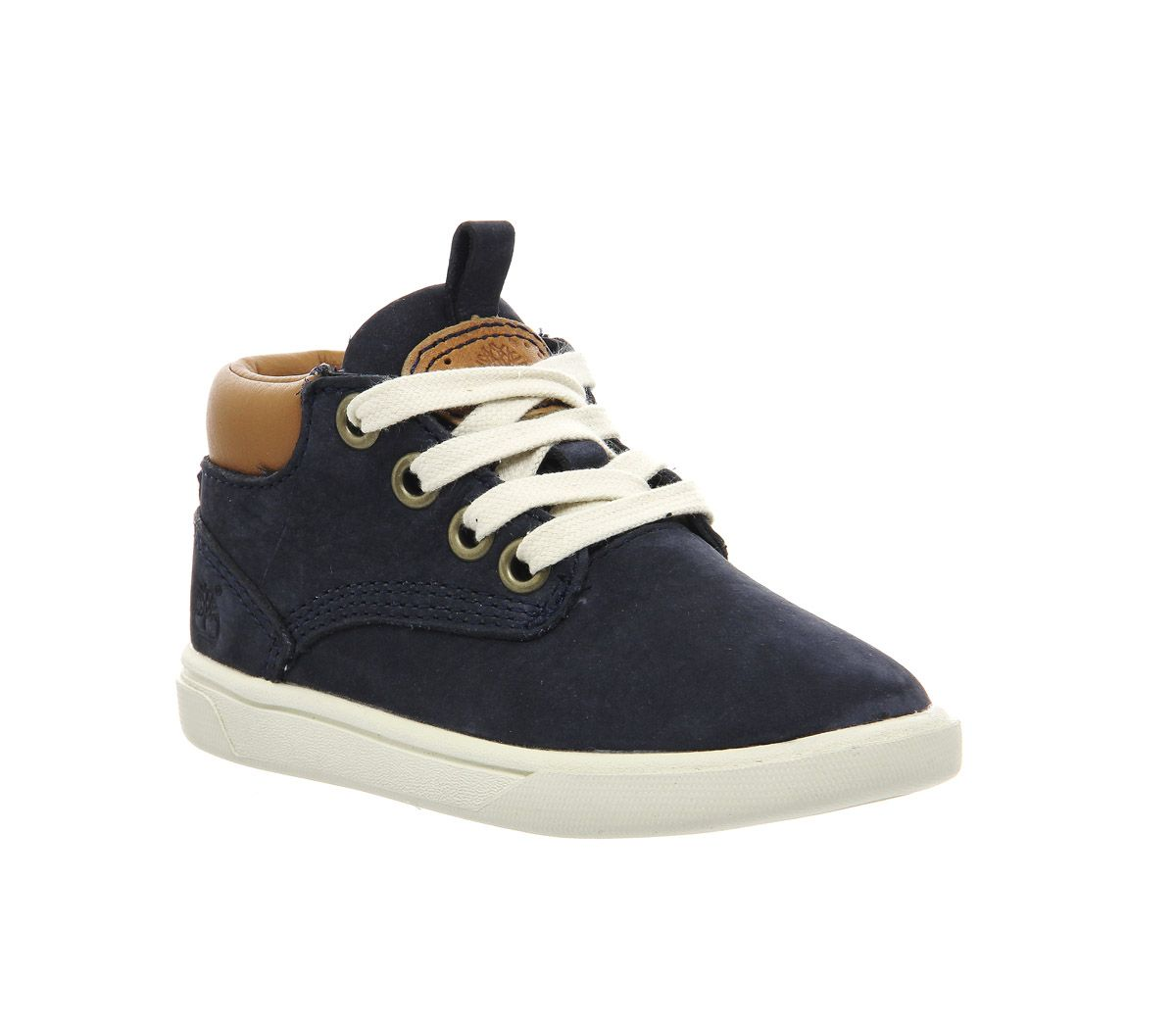 Buy Navy Timberland Groveton Chukka Infant from OFFICE.co.uk.