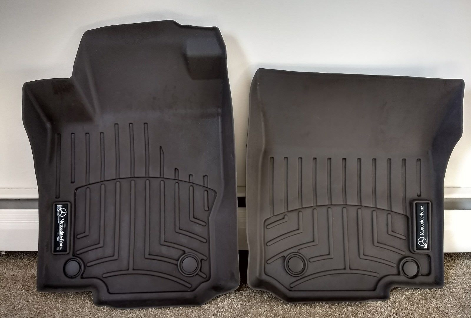 WeatherTech 444011 Mercedes ML350 ML550 GL450 GL550 Floor