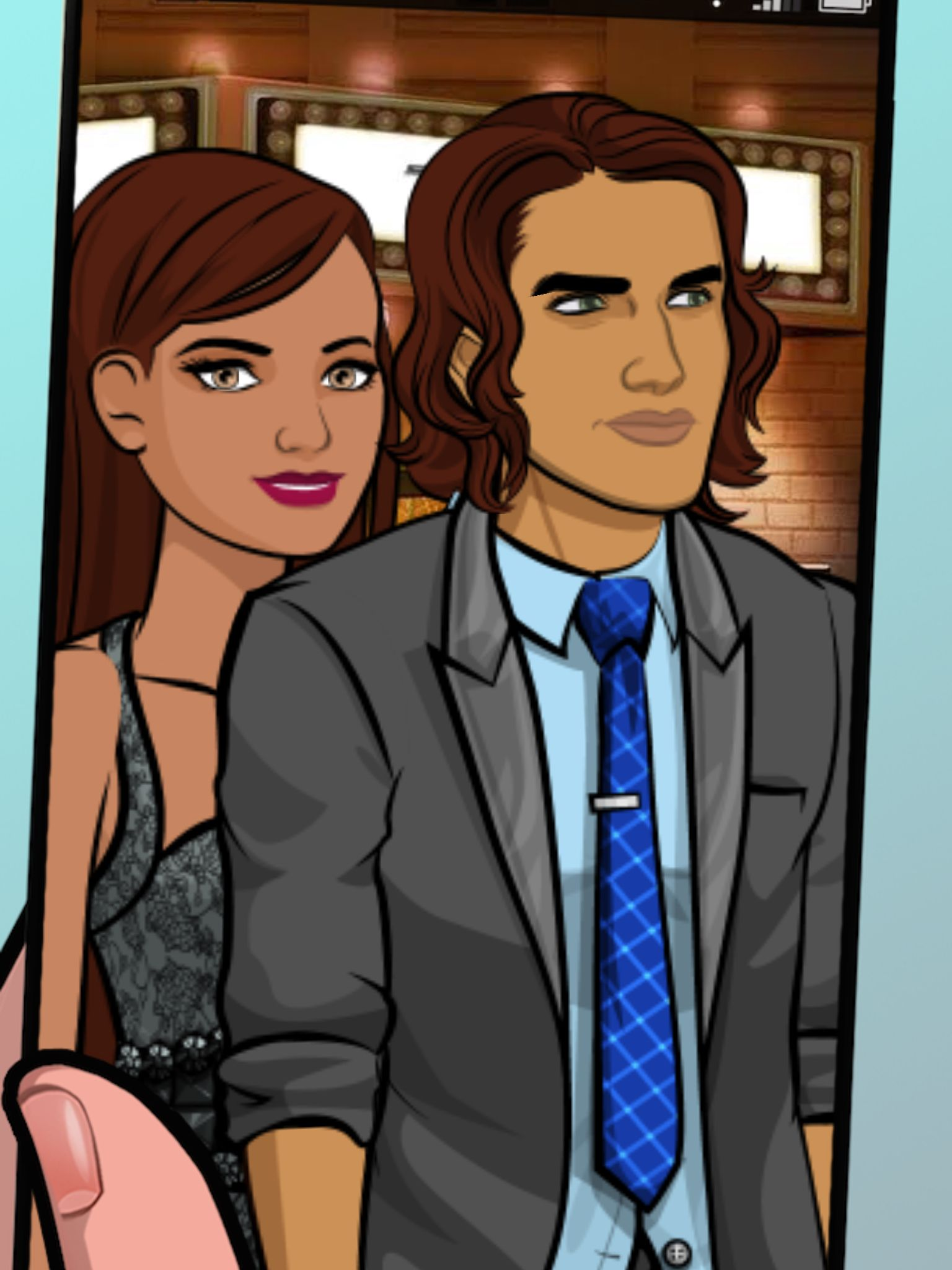 Check out my selfie with Micah! http://bit.ly/EpisodeHere