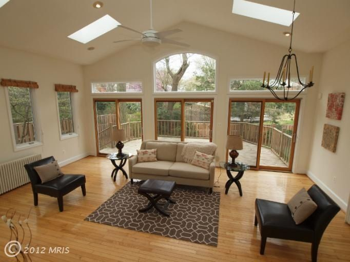 Sunroom Family Room Addition For The Home Pinterest Family