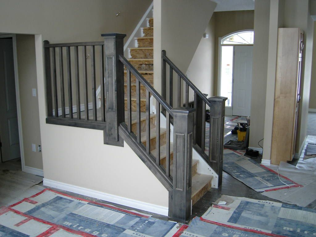 Best Stair Banisters And Railings Will Be Removed And 640 x 480