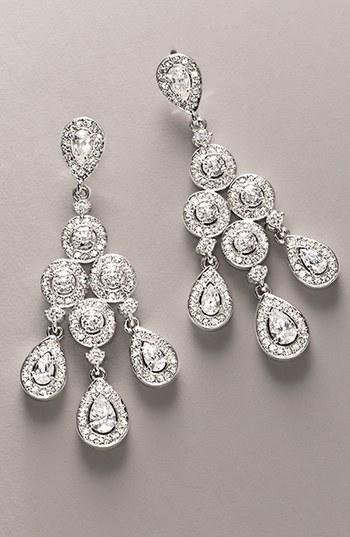 Nadri Framed Chandelier Earrings Nordstrom Jewelry Beautiful Jewelry Earrings