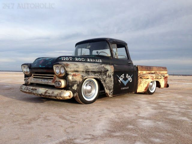 Truck Tuesday Vintage Pickup Trucks Chevy Chevy Chevrolet