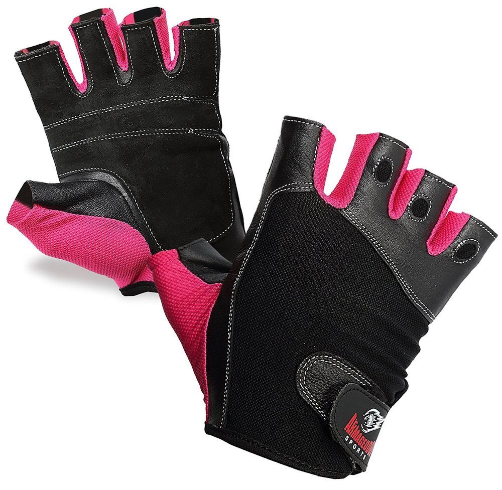 Fitness Gloves For Women Premium Quality Leather and