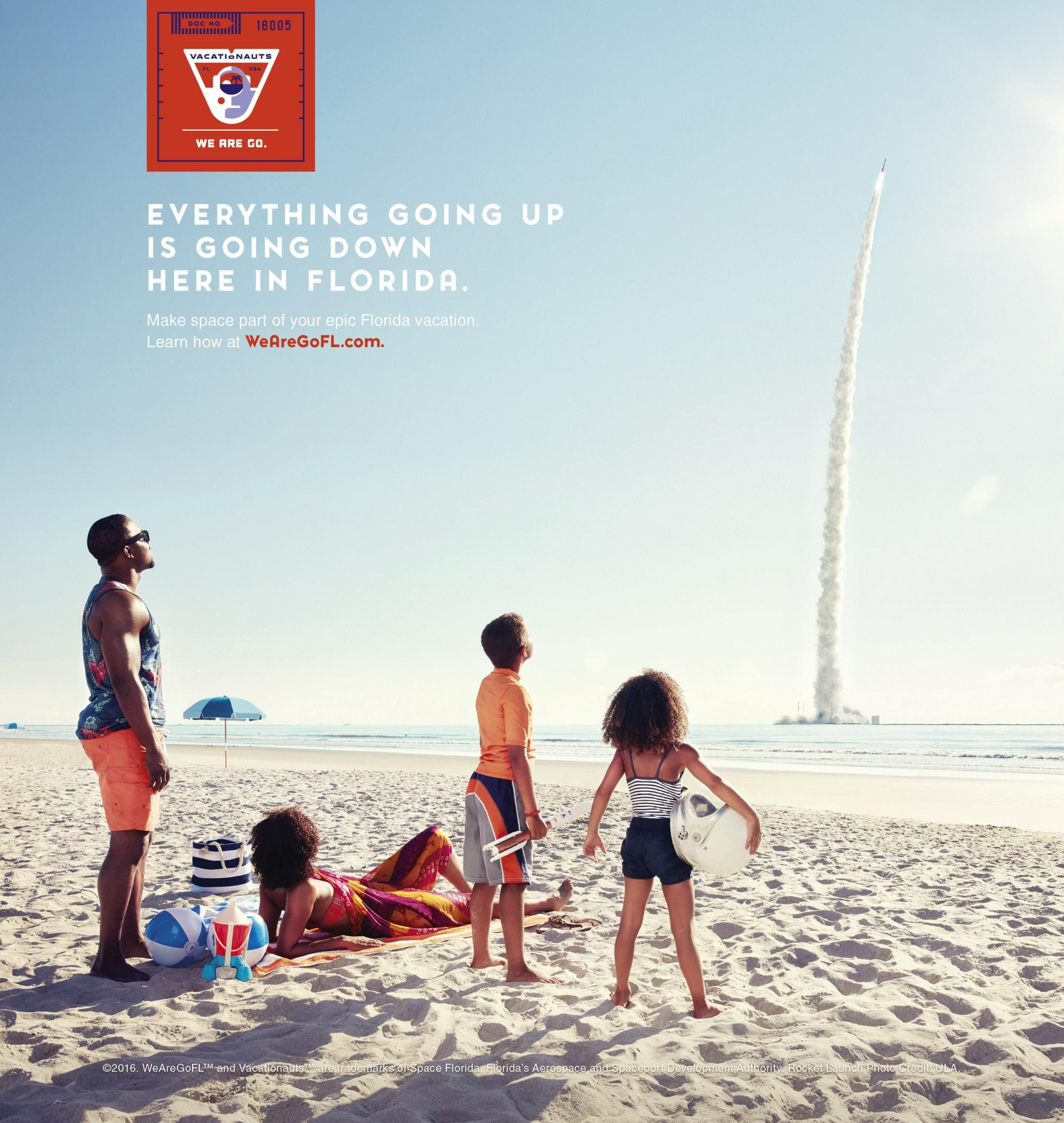 Space Florida: Going Up | Ads of the World™ | Space tourism