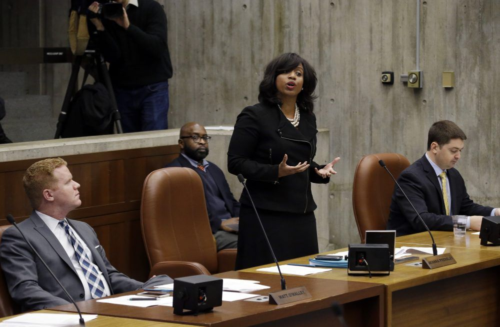 6 Women Of Color Win Seats On Boston City Council City City