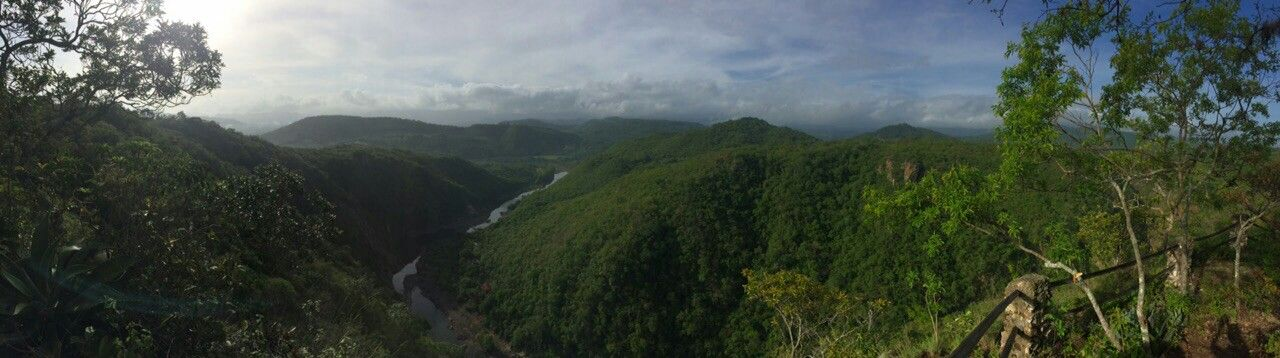 Waking up to this view in Nicaragua; unforgettable