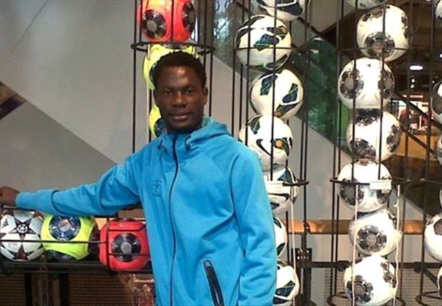 Official: Al Ahly sign Peter Ebimobowei