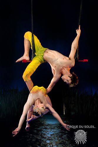 Free Totem Show Videos Goodies And Extras Totem Cirque Du Soleil Aerial Dance Cirque