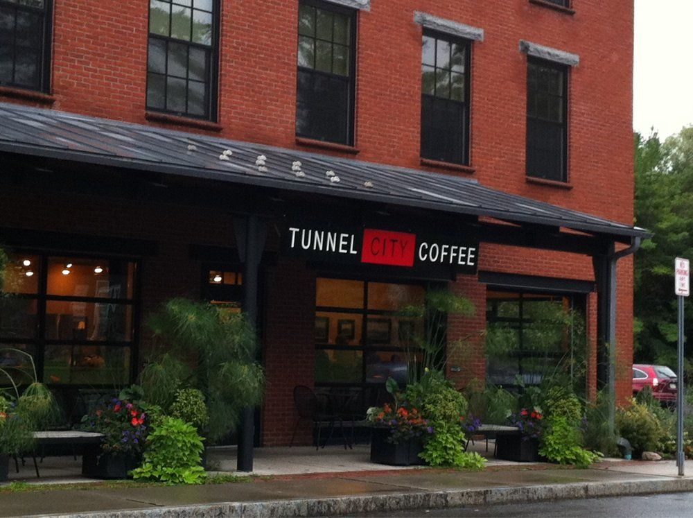 Tunnel City Coffee Williamstown Ma