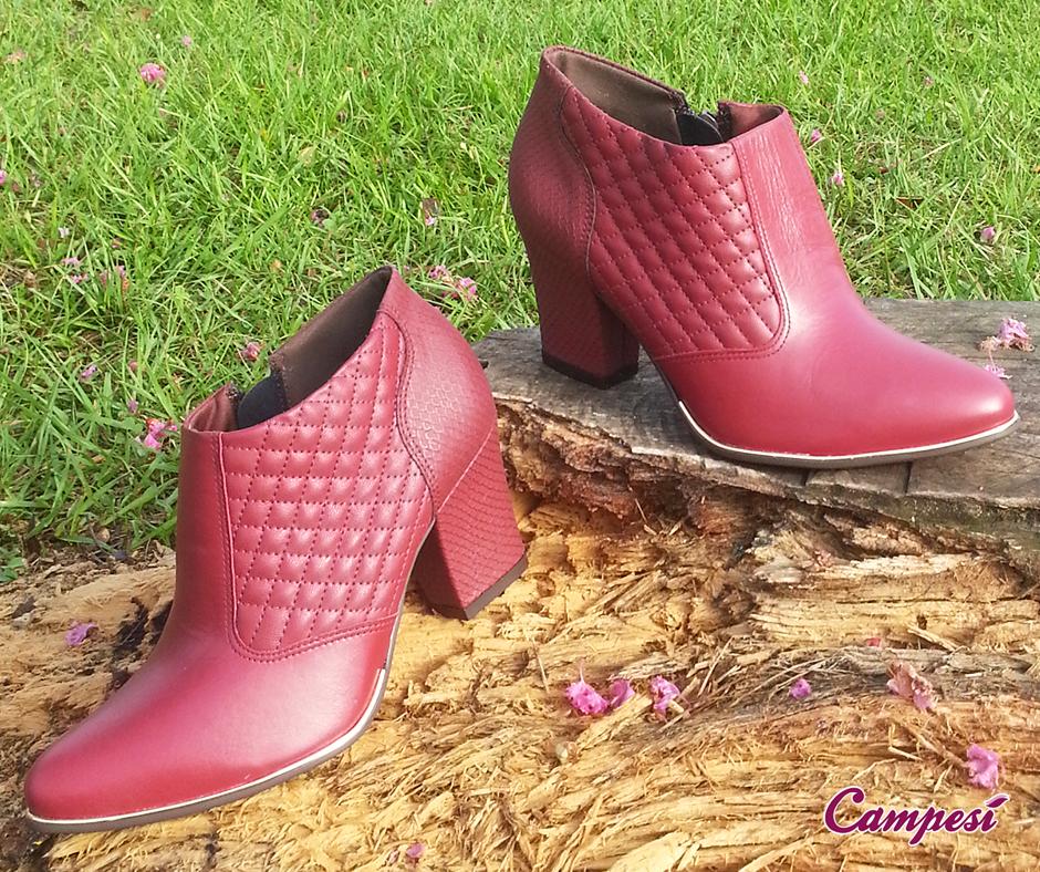 O que? Você ainda não comprou a sua bota Campesí? Não perca tempo e acesse a nossa loja virtual. Você merece este conforto!