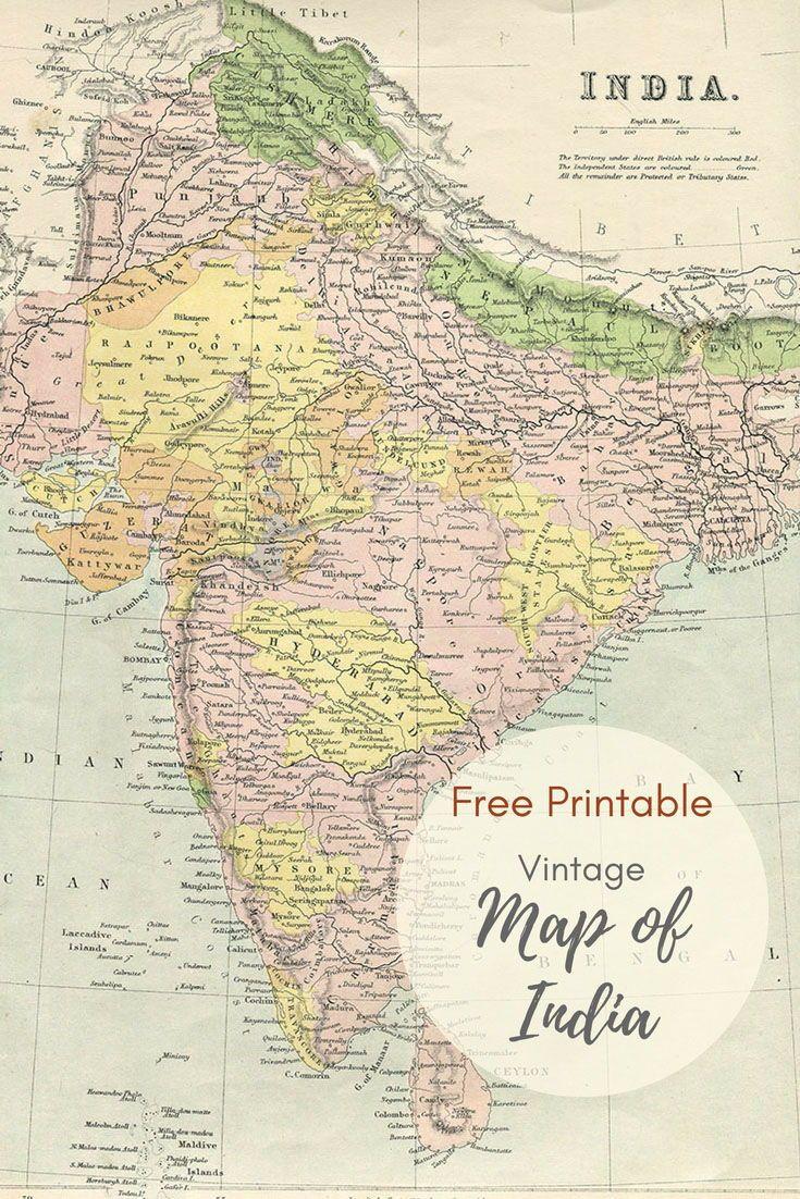 Wonderful Free Printable Vintage Maps To Download Worldmap - Printable antique world map
