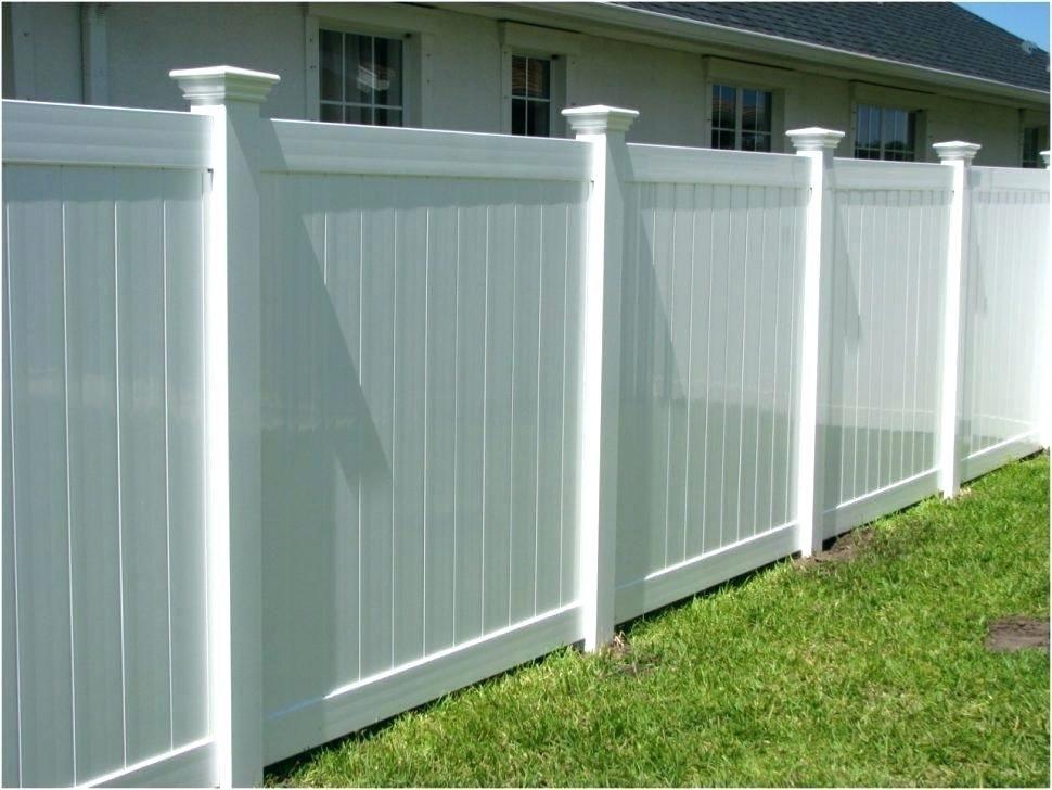 Photo of Set Up Vinyl Fence Posts Ideas