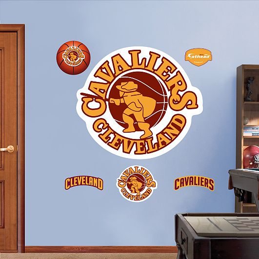 Put your passion on display with a giant Toronto Blue Jays Logo Fathead wall decal! & Cleveland Cavaliers Retro Logo | Cleveland Cavaliers | Pinterest ...