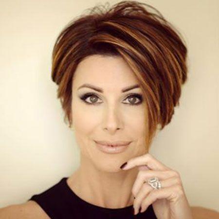 Pin By Valerie Hauck On Hair Pinterest Short Hair Styles Hair