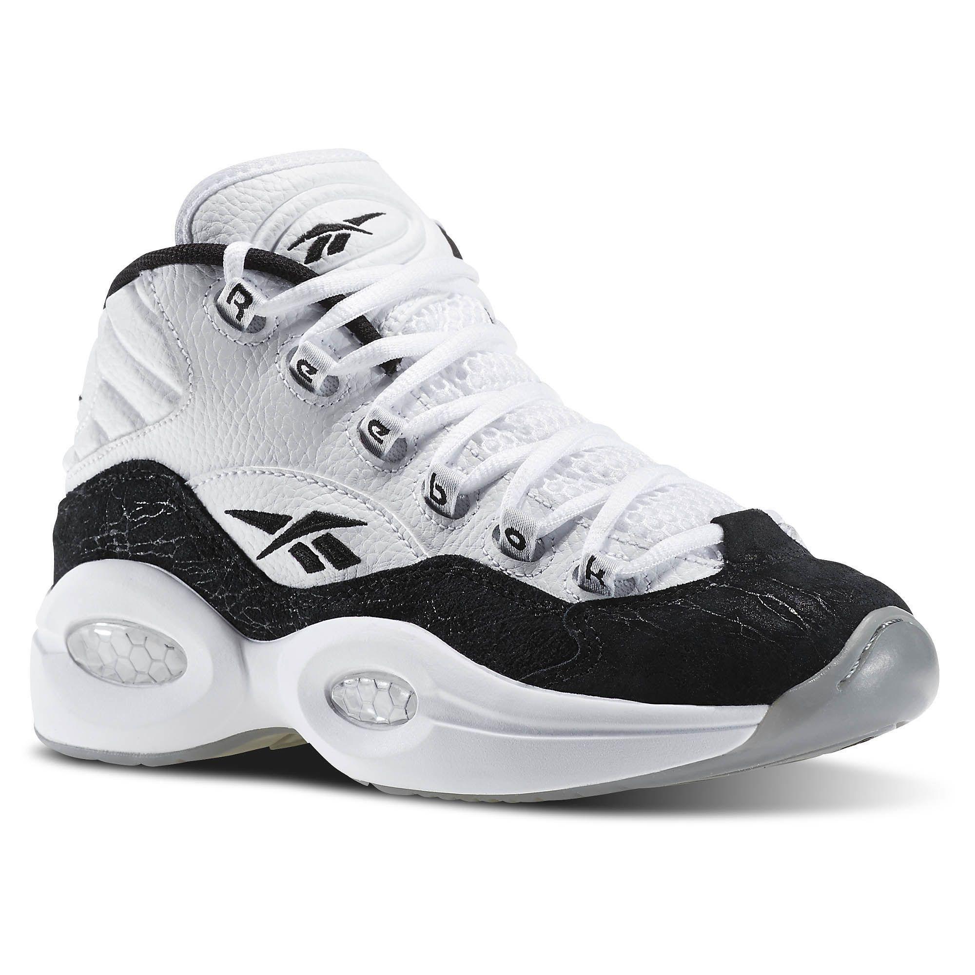 c7cdaea4e306af Reebok - Question Mid Fila Basketball Shoes