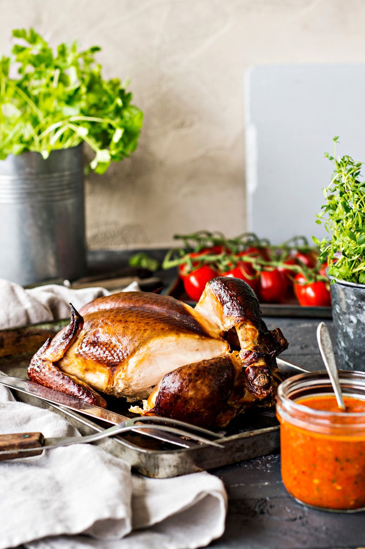 Savustettu kana | K-ruoka #grillaus