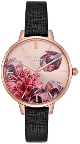 75453c25d10b Women s Ted Baker London Kate Leather Strap Watch
