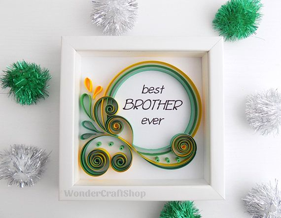 Custom Brother Gift Birthday From Sister Best Ever Big