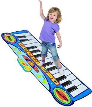 Winfun Step To Play Giant Piano Mat Educational Toys For