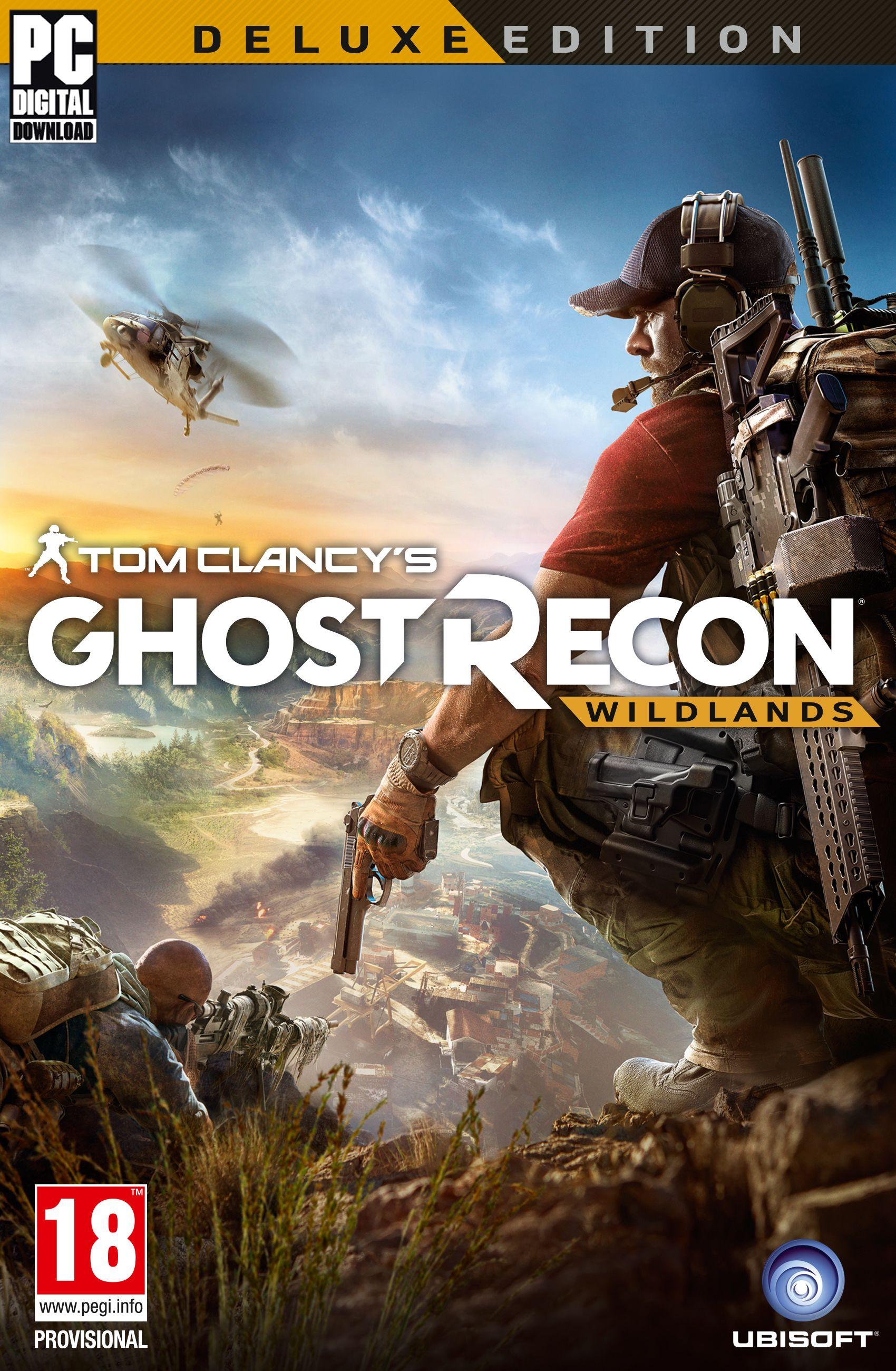 Tom Clancy's Ghost Recon Wildlands Ghost recon