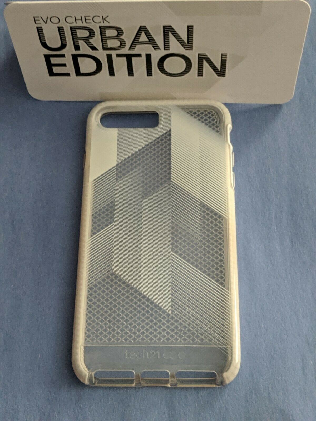outlet store 4f521 6c4eb Details about Tech21 - Evo Check Urban Edition Case for Apple iPhone ...