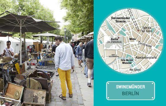 De Viena a Londres, travesías que resumen una ciudad en pocos metros