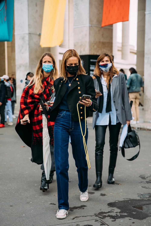 Das Sind Die Besten Street Style Looks Der Paris Fashion Week Fashion Week Paris Street Style Trends Fashion Week Street Style