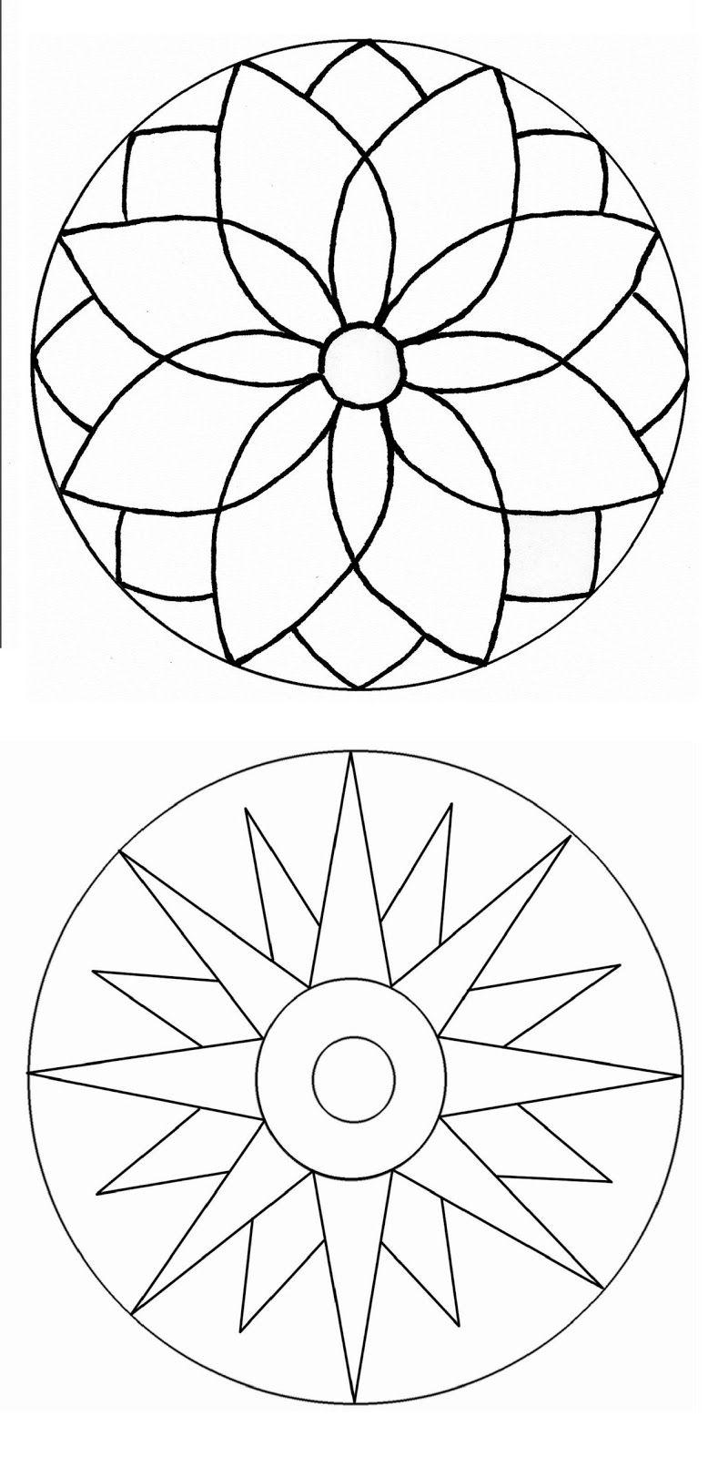 Простая схема английской резинки спицами 79