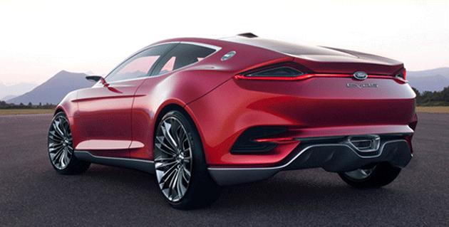 Ford Concept Cars >> Ford Evos Concept Car Future Concept Cars Car Ford