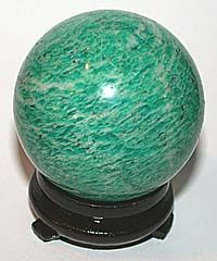 Crystal Spheres and Stone Spheres