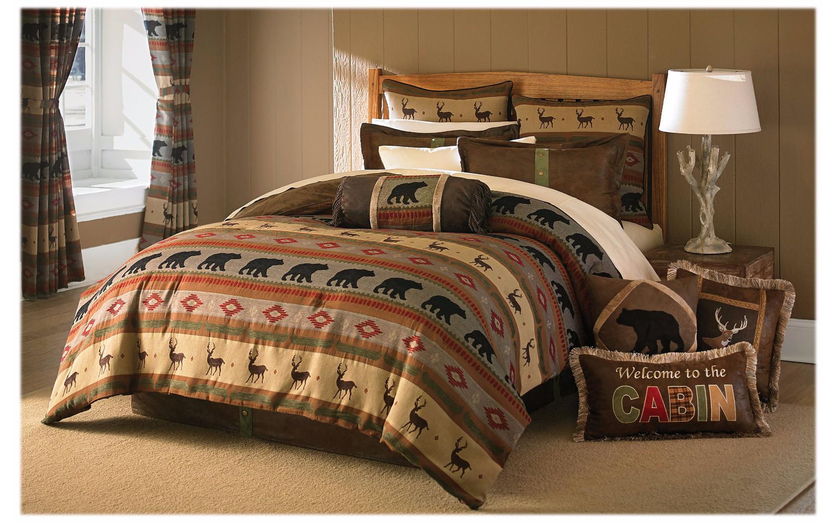 Bass Pro Comforter Sets Comforters Home Decor