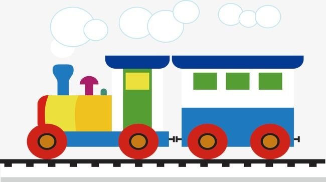 Train Train Vector Cartoon Train Png And Vector With Transparent Background For Free Download Train Cartoon Train Vector Train