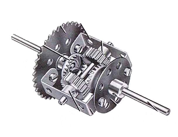 Differential Gears | Differential Gear Manual/outfit