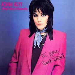 Joan Jett & The Blackhearts - I Love Rock-n-Roll Album - 1981