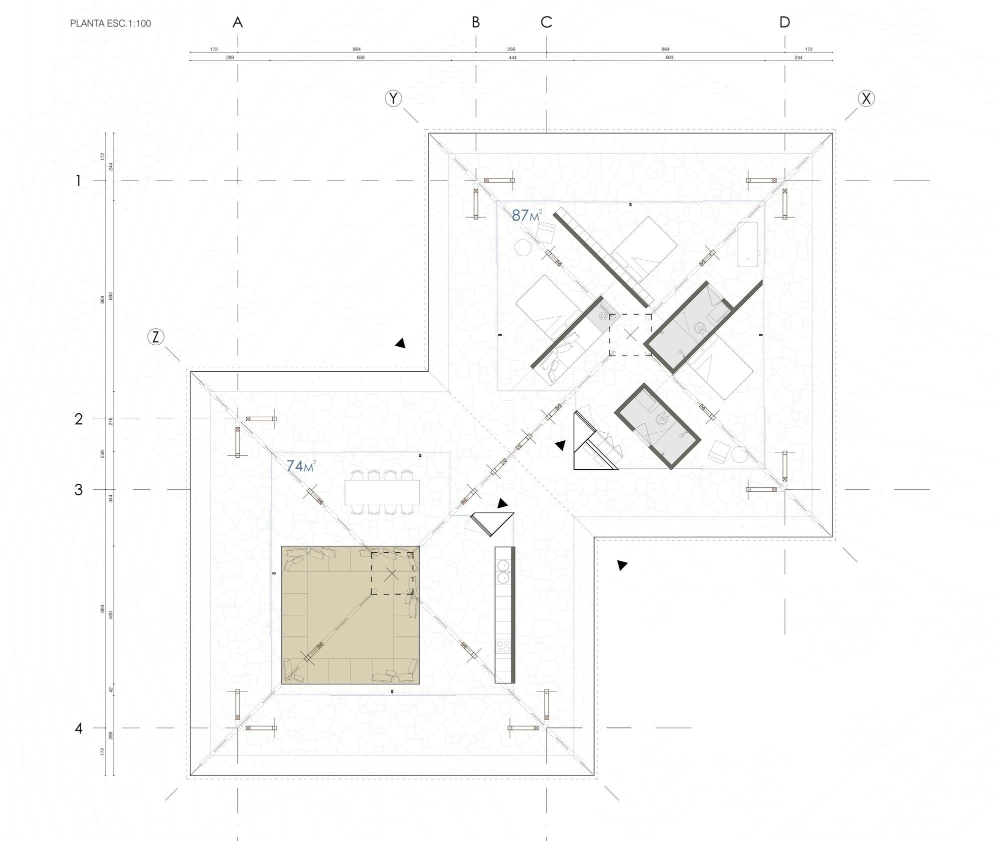 Galería - Ochoquebradas: casa8 por DRAA [Nicolás Del Río   Felipe Camus] - 91