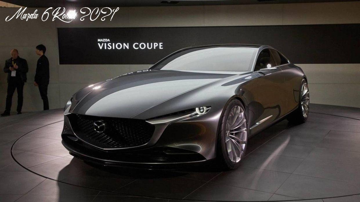 Mazda 6 Kombi 2021 Redesign And Review In 2020 Mazda Mx5 Miata Mazda Mx5 Mazda