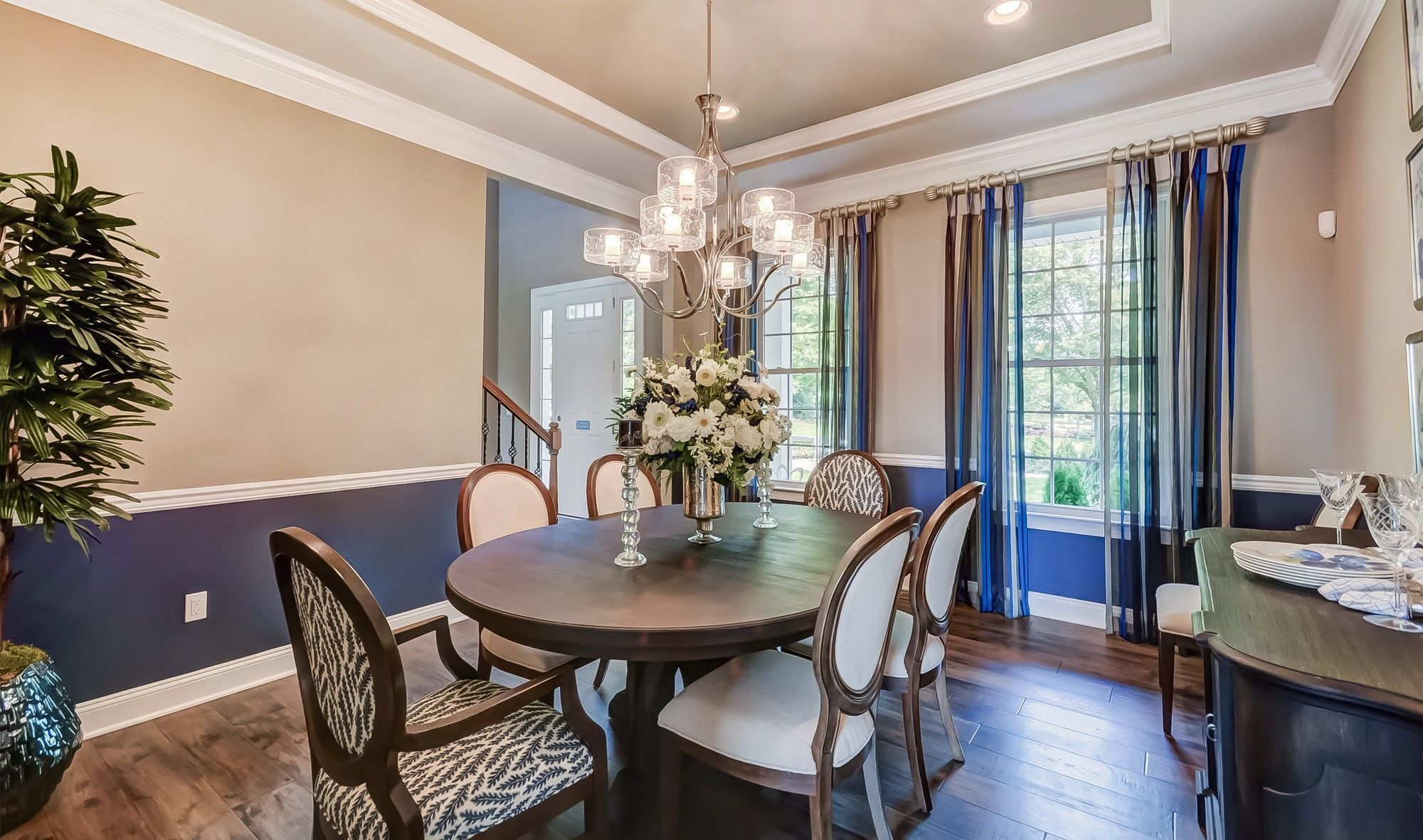 k hovnanian homes featuring caress