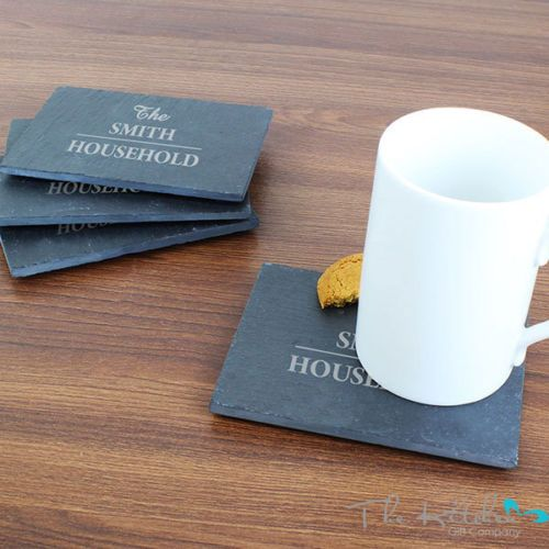 Handyman Barware Blue Drink Coasters Man Cave She Shed Decor Personalized Coasters Gift for HimHer Gift for DIYer DIY Gifts