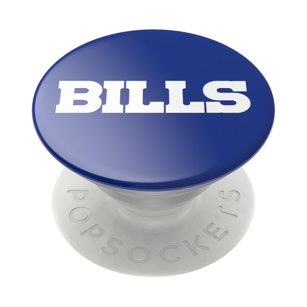 PopSockets PopGrip Buffalo Bills Logo Swappable Phone Grip